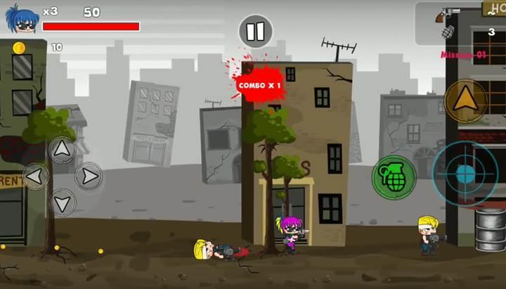 Türk geliştiricilerden yeni bir oyun: Showgun: Adventure