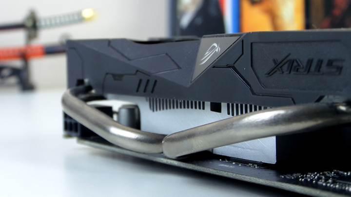 Asus RX460 Strix incelemesi 'E-Spor oyunlarına yakışıklı kart'
