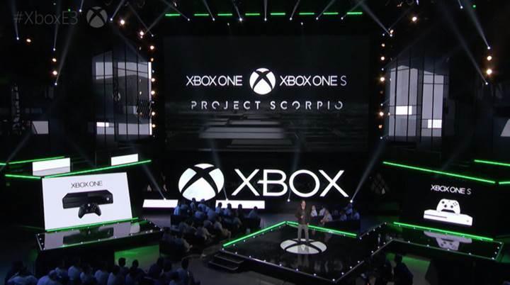 Microsfot'tan Xbox Scorpio hakkında açıklama geldi