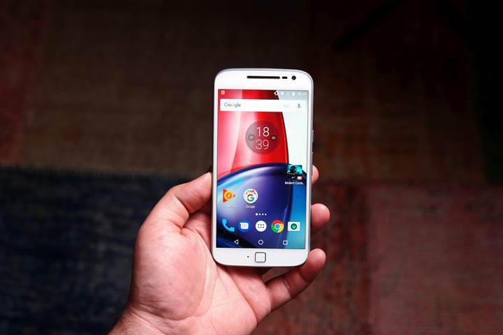 Motorola Moto G4 Plus inceleme videosu 'Yine, yeni, yeniden'
