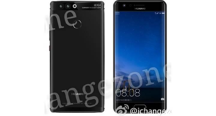 Huawei P10 modeli de kavisli ekranla gelebilir