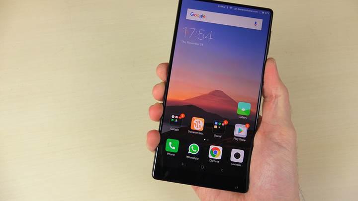 Xiaomi Mi Mix ön inceleme