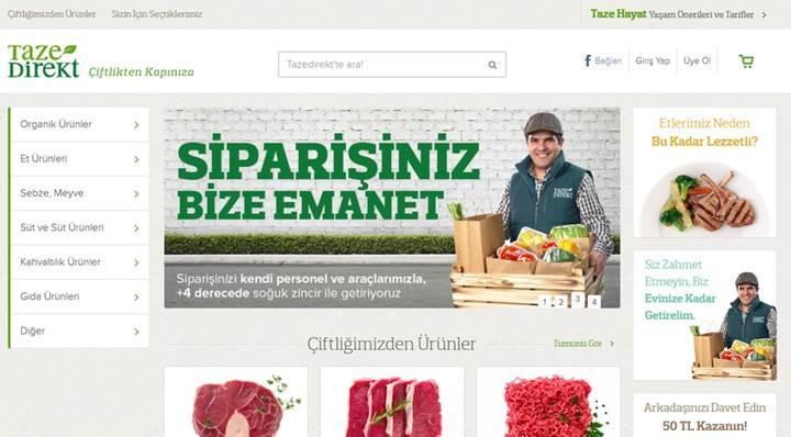 Organik ürün satışı yapan e-ticaret girişimi Tazedirekt, Migros'a satıldı