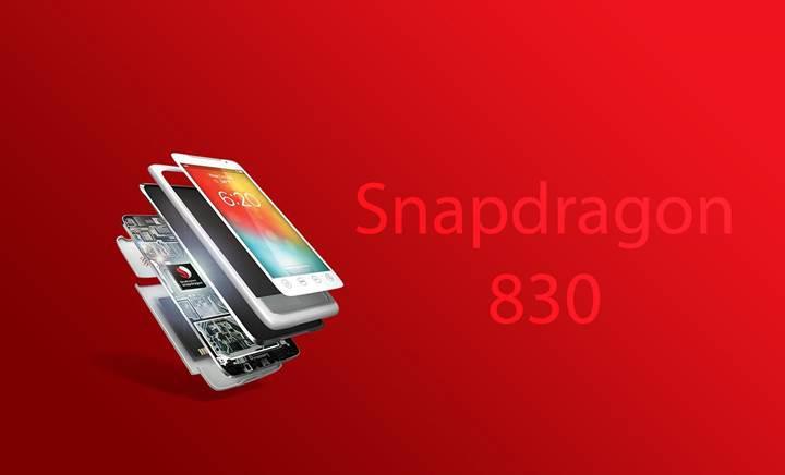 Snapdragon 830 sürpriz yapabilir