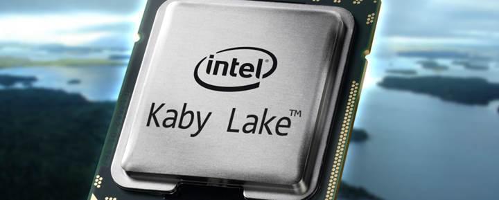 i3-7350K'nın performans testleri sızdırıldı