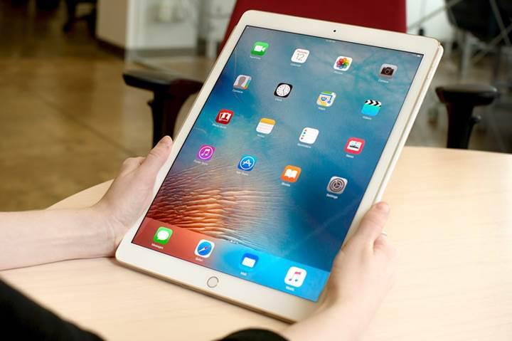 Apple 2017'de iPad serisine 10.5 inçlik model ekleyebilir