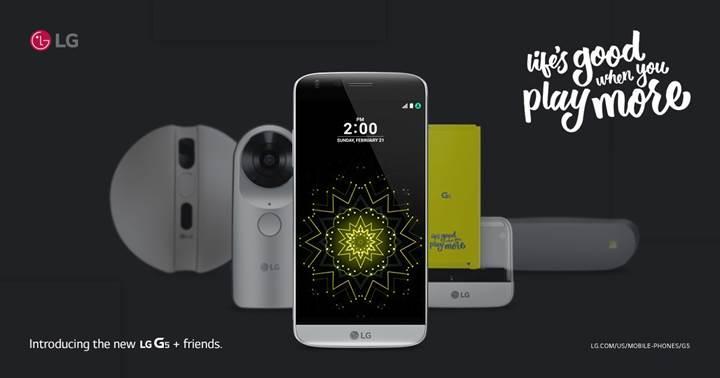 LG G6, 2017'de çıkarılabilir pil, iris tarayıcı ve MST mobil ödeme ile geliyor