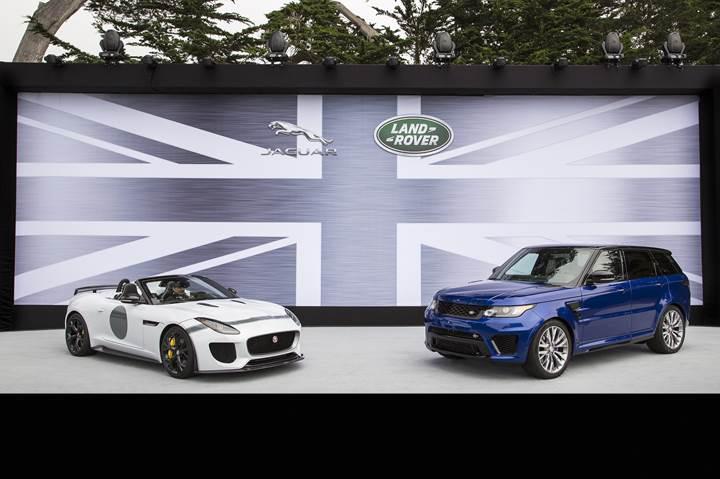 Jaguar Land Rover LTD. ilk elektrikli aracını İngiltere'de üretecek