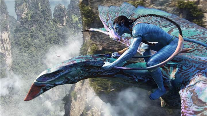 Avatar 2 filminin vizyon tarihi açıklandı