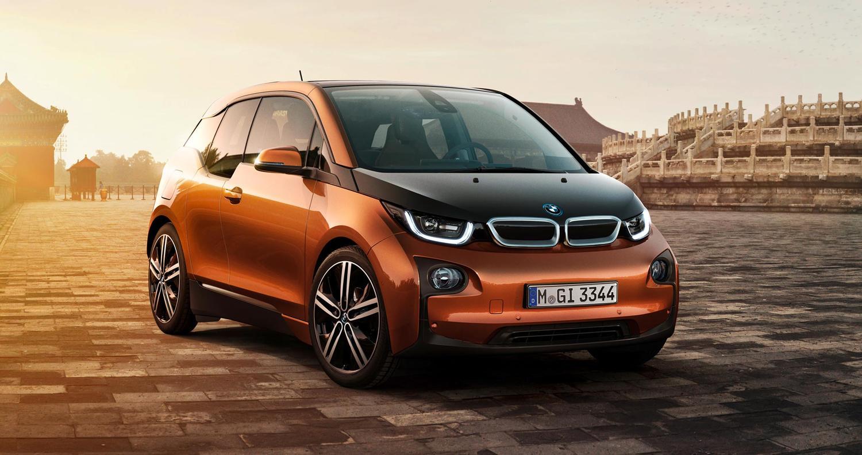 BMW i3 2017'de yenileniyor