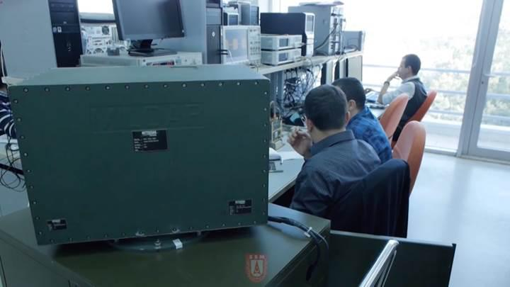 İHA'ların ve helikopterlerin gözü kulağı olacak yerli radar: MILDAR