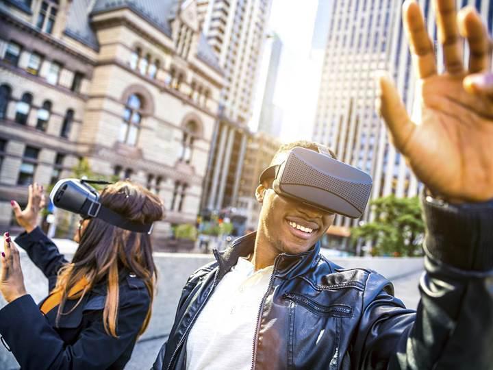 Sanal gerçeklik cadde mağazalarının yerini alabilir