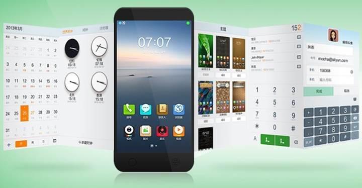 YunOS platformu Çin'de iOS'u geçmek üzere