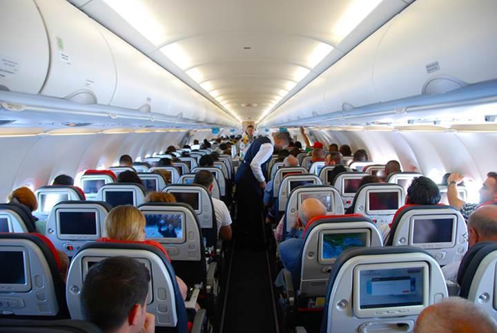 Uçaklarda geniş bant internet devri başlıyor