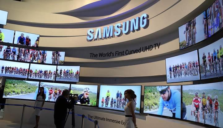 Samsung'dan bölünmeye yeşil ışık