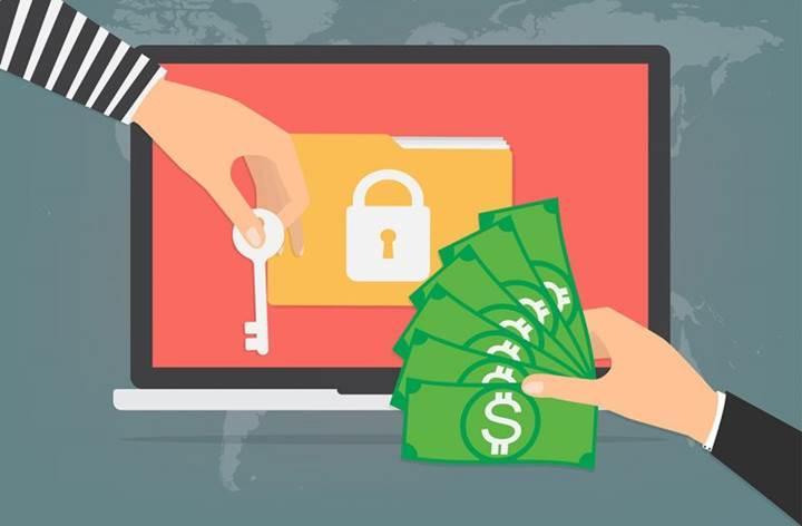 Türkiye siber fidyede dünya dördüncüsü