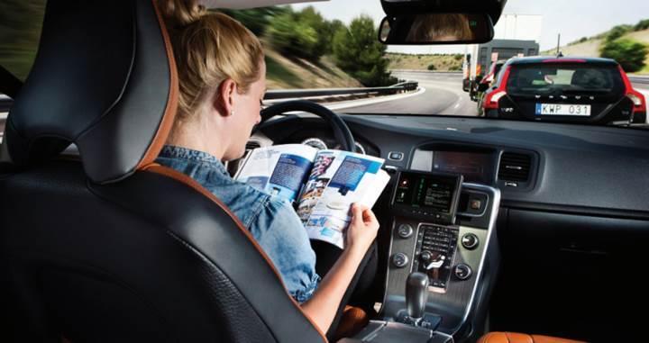 Otomatik pilotlu araçlar için büyük iddia: 14.5 milyon araç üretilecek!