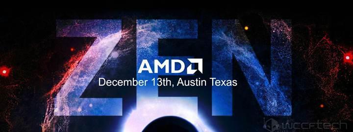 AMD Zen tanıtımı Aralık ayında