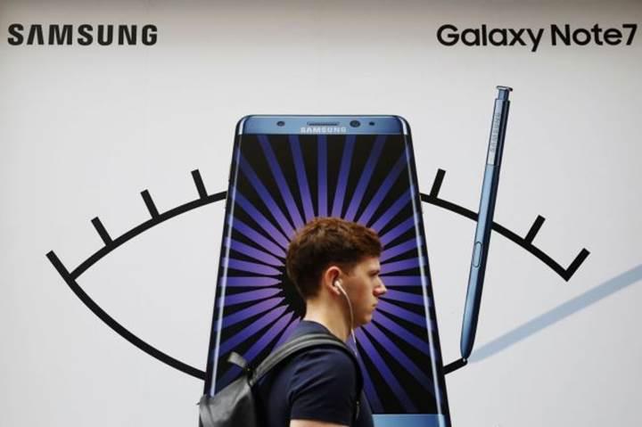 Galaxy Note 7 patlama sebebi yıl bitmeden netlik kazanacak