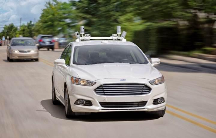 Ford otonom araçlarını Avrupa'da test etmeye başlayacak
