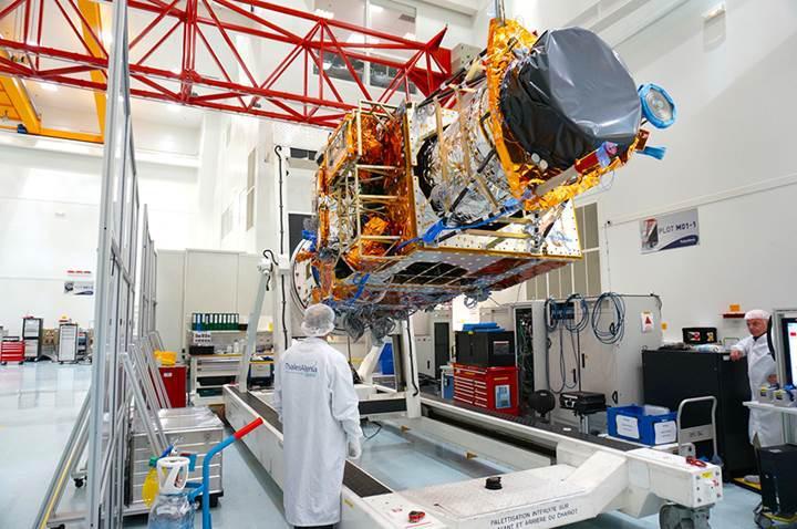 TSK'ya uydu desteği sağlayacak Göktürk-1 için geri sayım başladı