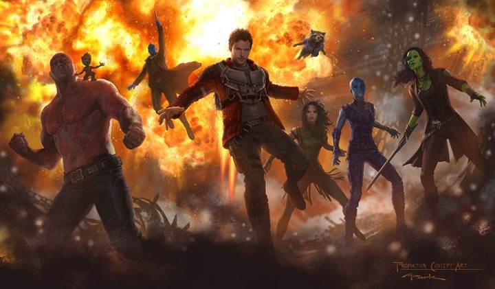 Guardians of the Galaxy Vol. 2'den yeni fragman