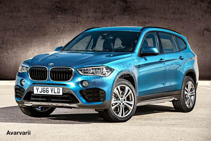 BMW'den SUV bombardımanı, 2019 yılına kadar 5 yeni model