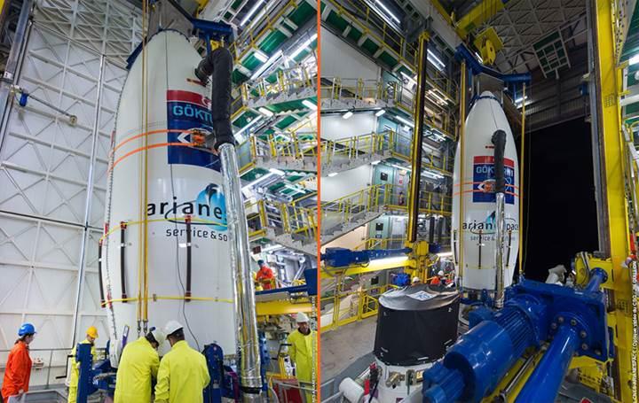 Göktürk-1 bugün fırlatılıyor: Fırlatma anını canlı olarak izleyin [Güncellendi]