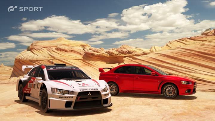 Gran Turismo Sport'un 4K çözünürlüğünde yeni fragmanı yayınlandı