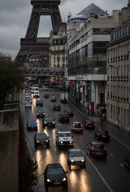 Avrupa başkentlerinde dizel araçlar yasaklanacak