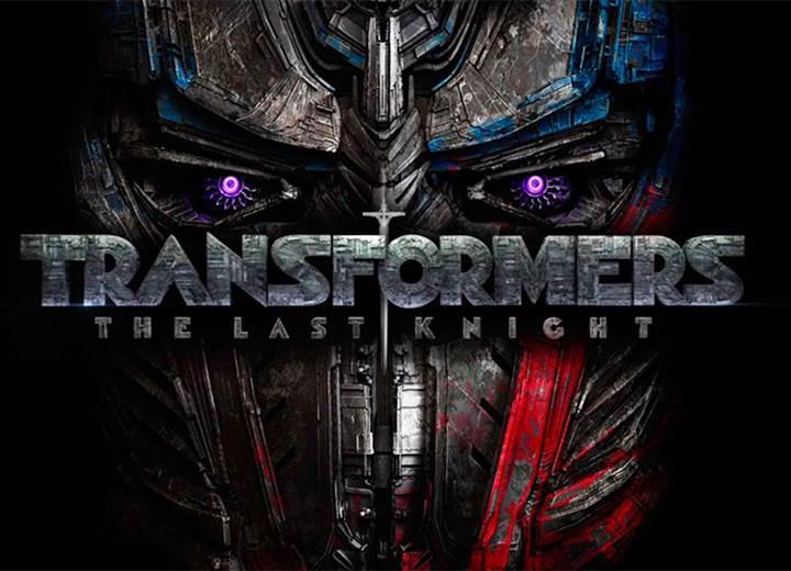 Transformers: The Last Knight filminden sürpriz fragman