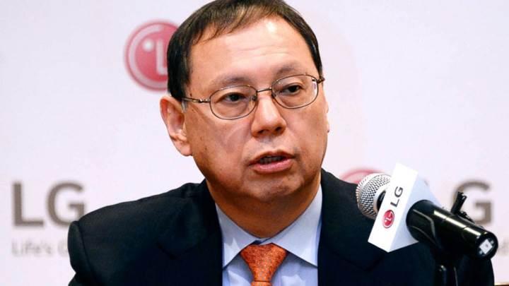 LG Electronics'in yeni global CEO'su açıklandı
