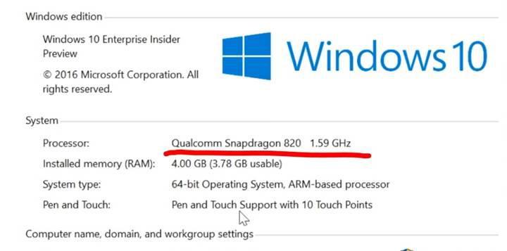 Masaüstü uygulamaları Windows 10 mobil ekosistemine geliyor