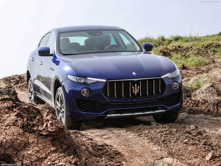 Maserati, Levante'nin yüksek performanslı bir versiyonunu gözden geçiriyor