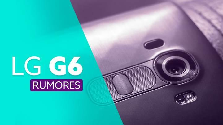 LG G6'da 3.5 mm kulaklık girişi ve çıkarılamayan pil görebiliriz