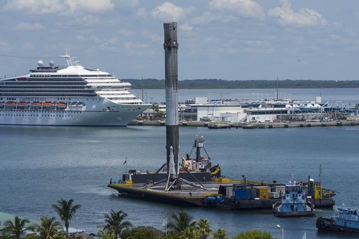 Federal Havacılık Kurulu'ndan SpaceX'e: Soruşturma sonlanmadan uçuşlara geri dönemezsiniz