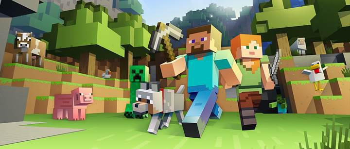 Minecraft Pocket Edition 5.yılını kutluyor