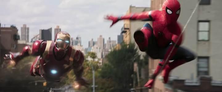 Spider-Man: Homecoming'in ilk fragmanı yayınlandı