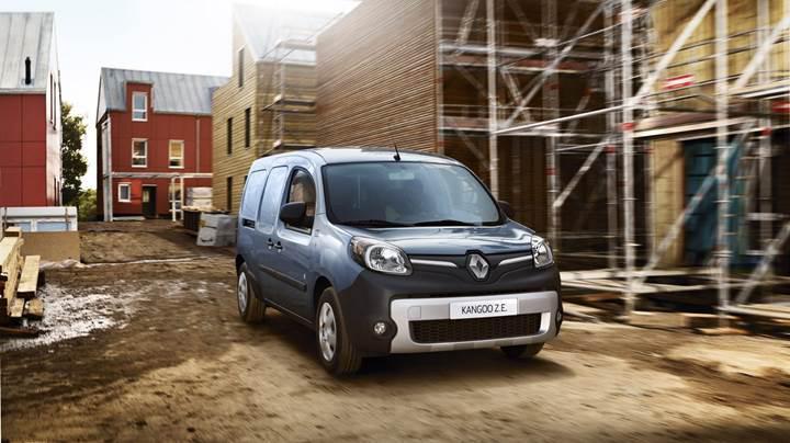 Renault, ocak ayında elektrikli bir ticari araç tanıtacak