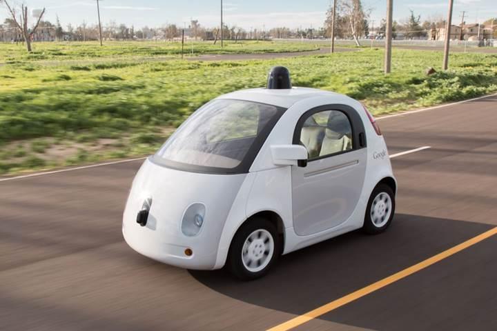 Google, otonom araç bölümünü bağımsız bir birim haline getirebilir