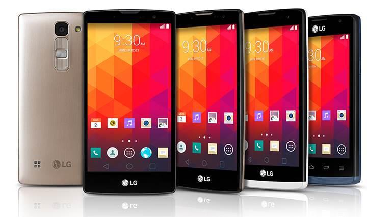 LG, CES 2017'de tam 7 yeni akıllı telefon tanıtacak