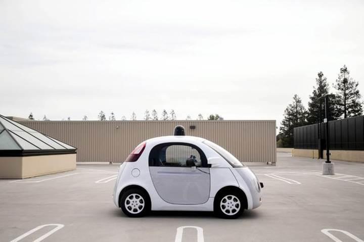 Google'ın sürücüsüz araç projesi yeni bir şirket doğurdu