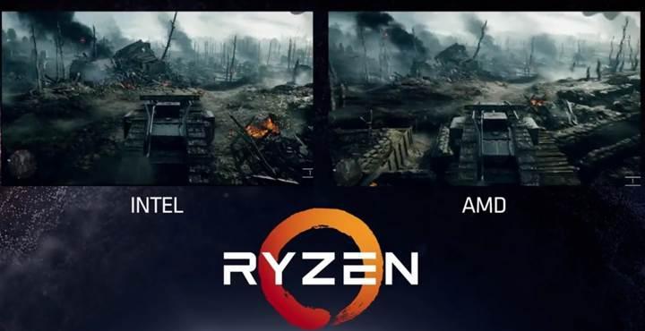 AMD Ryzen yeni ufuklar açmaya geliyor