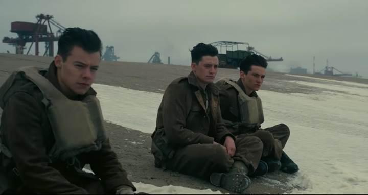 Christopher Nolan'ın yeni filmi Dunkirk'ün ilk uzun fragmanı yayınlandı