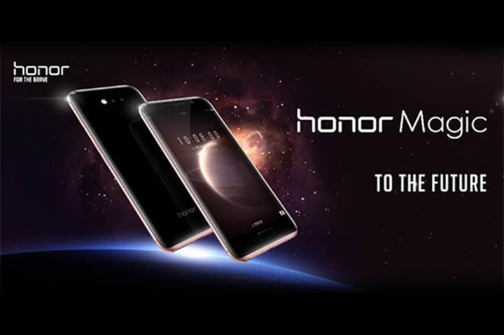 Sihirli telefon Huawei Honor Magic tanıtıldı
