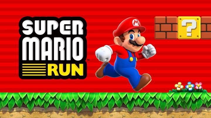 Süper Mario Run tufanı