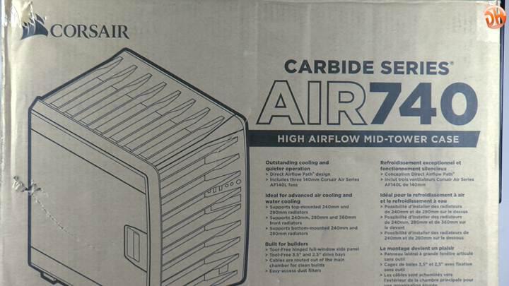 Corsair Air 740 incelemesi