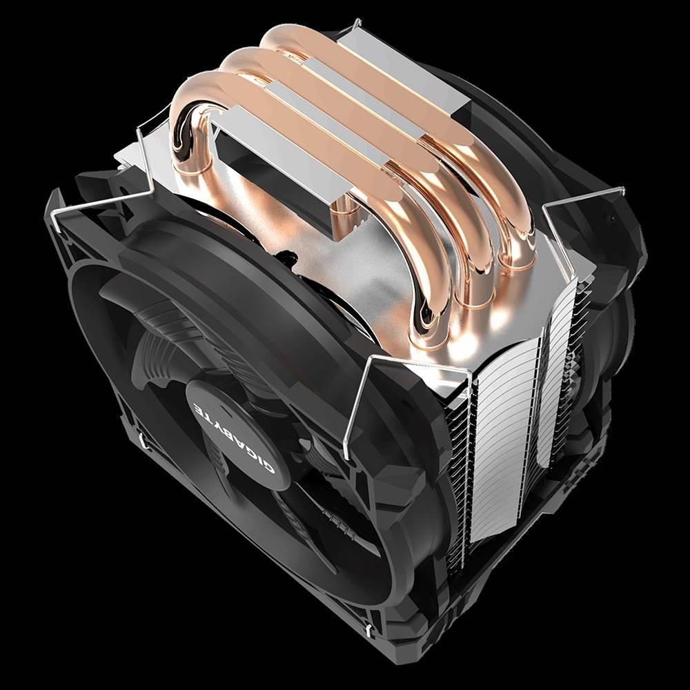 Gigabyte'tan Xtreme Gaming serisine dahil XTC700 işlemci soğutucu