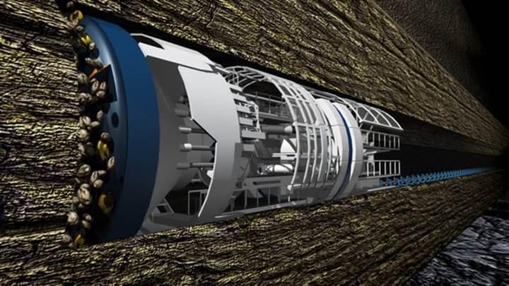 Elon Musk trafik sorununu çözmek için tünel kazma şirketi kuracak