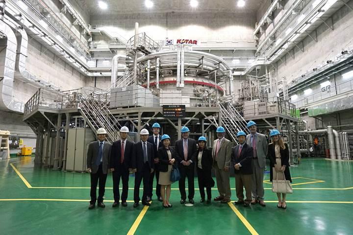 Güney Koreli araştırmacılar nükleer füzyonda yeni bir rekora imza attı